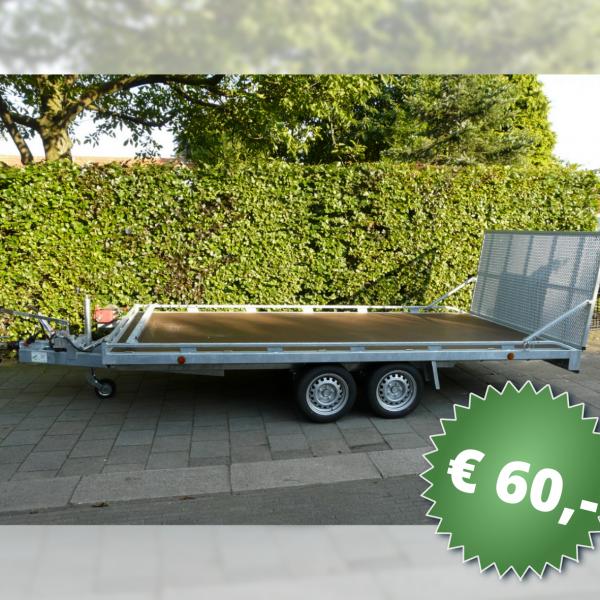 Autotransporter A1  –  3000kg