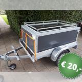 Bagagewagen B1