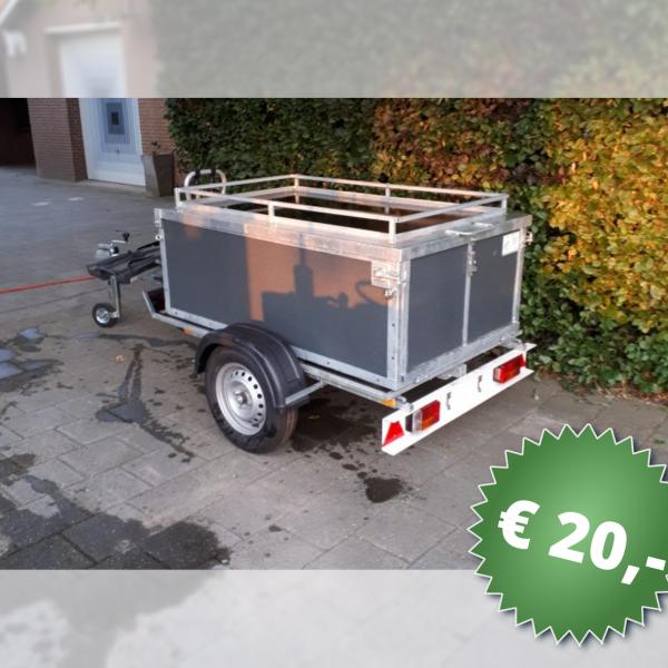Bagagewagen B2