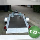 Motortrailer M2 (kantelbaar!)